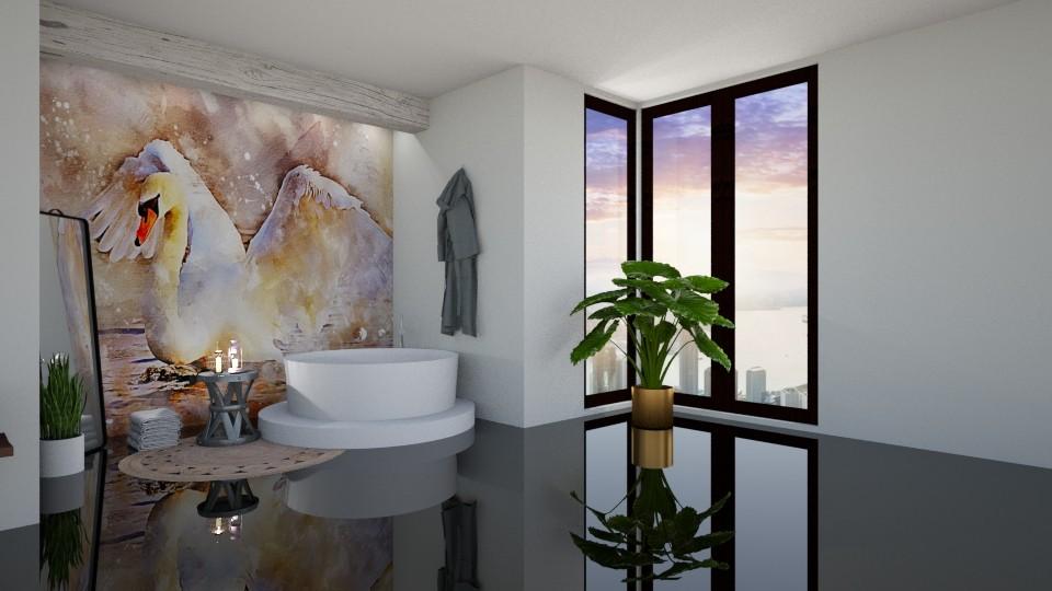 BIRD - Bathroom - by LiveItUp