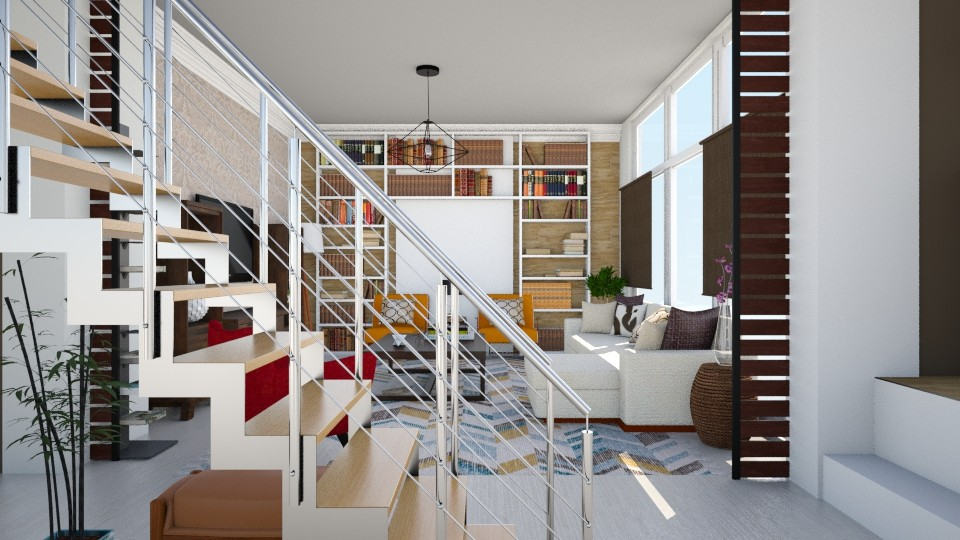new - Living room - by dianemonton11