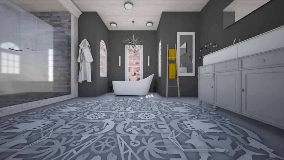 bath3 - Bathroom - by fernadia3