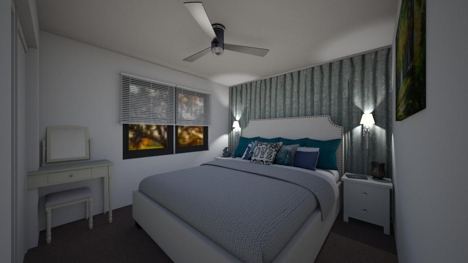 Wren M Bedroom - Bedroom - by sherryDN