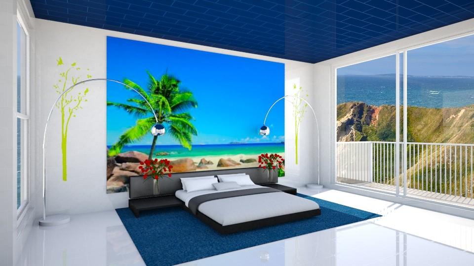 Bedroom1 - Bedroom - by InuK