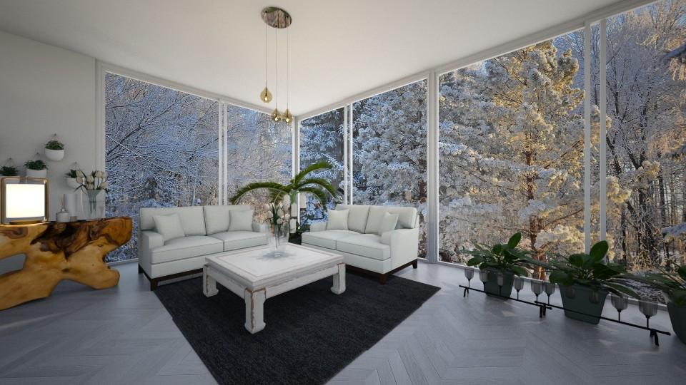 Living room - by magda_marciniak18
