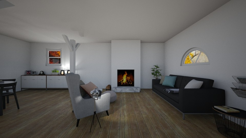 boshut - Living room - by lieke2002