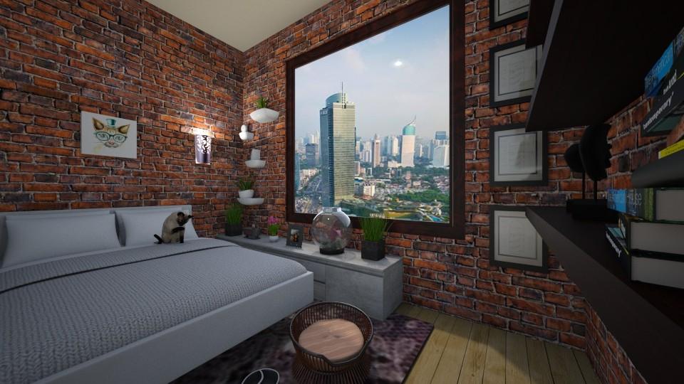 Bedroom 3 - by Asura Kunvara
