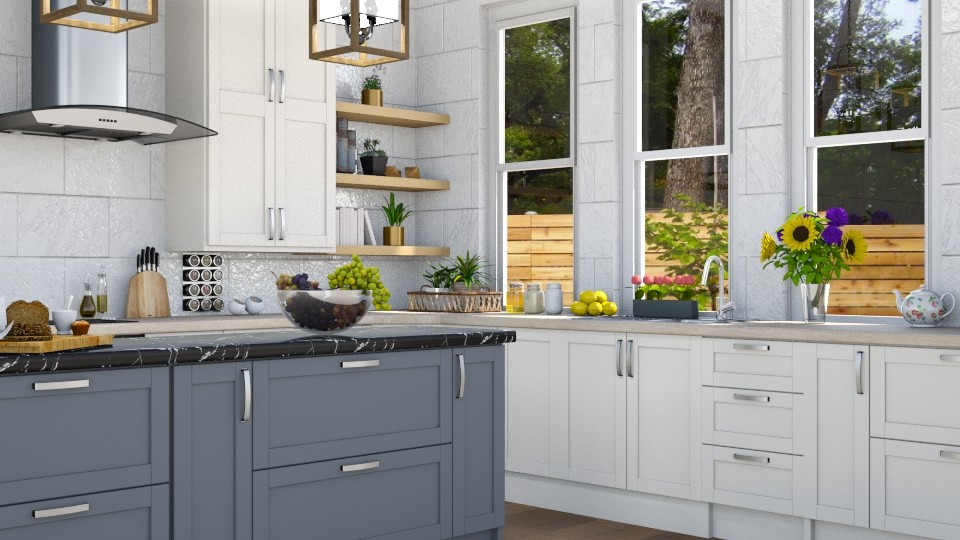 kitchen - by MarvelGlimmer