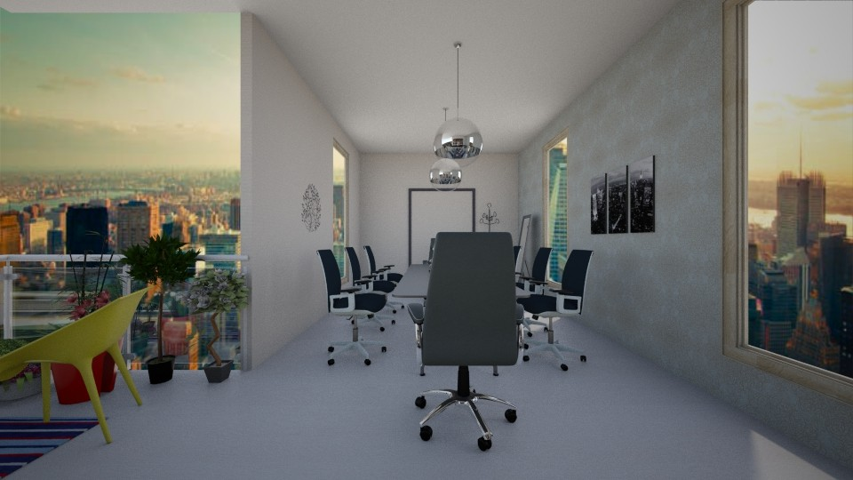 luxury office - by annawadood