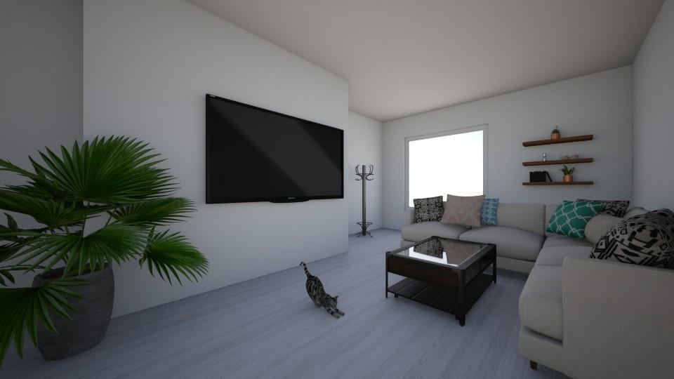 Cozy Living Room - by designer71034