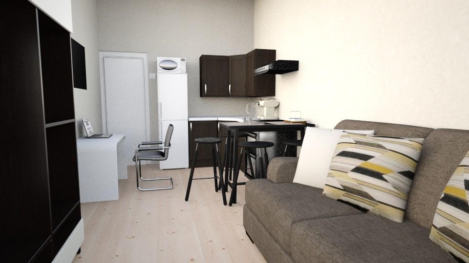 LT3 - Living room - by ElenaKaf