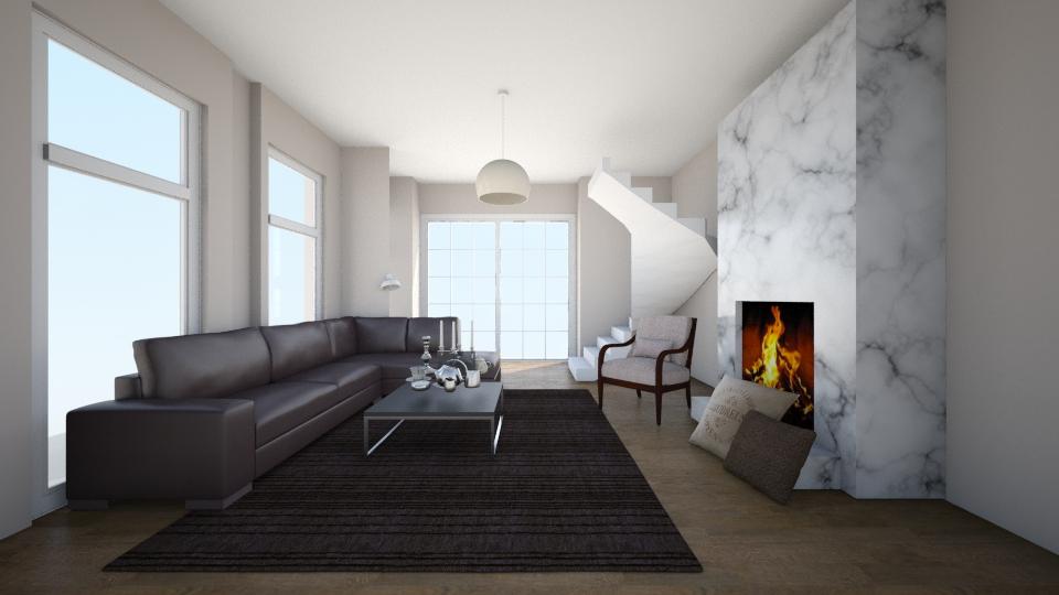 L evoil de Leusoleil - Global - Living room - by can264