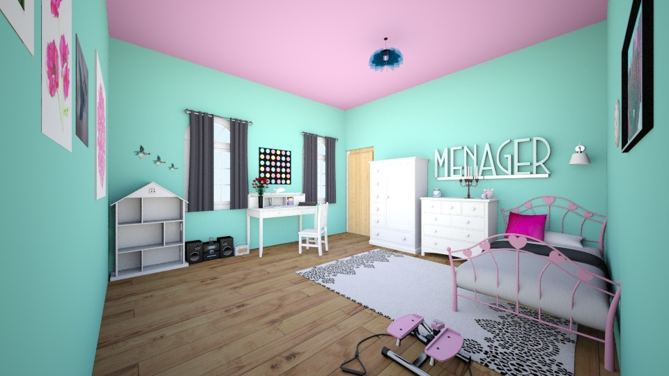 Kids - Kids room - by EmiliaWadranska