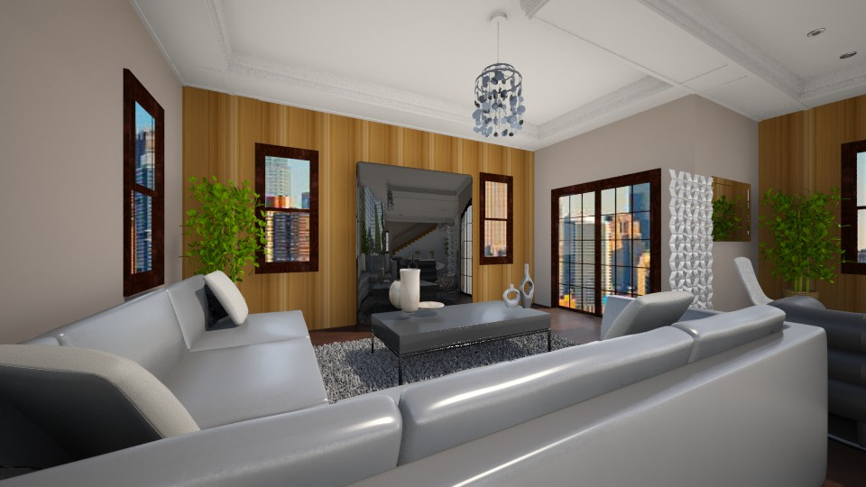 Room - Living room - by Luana  Oliveira