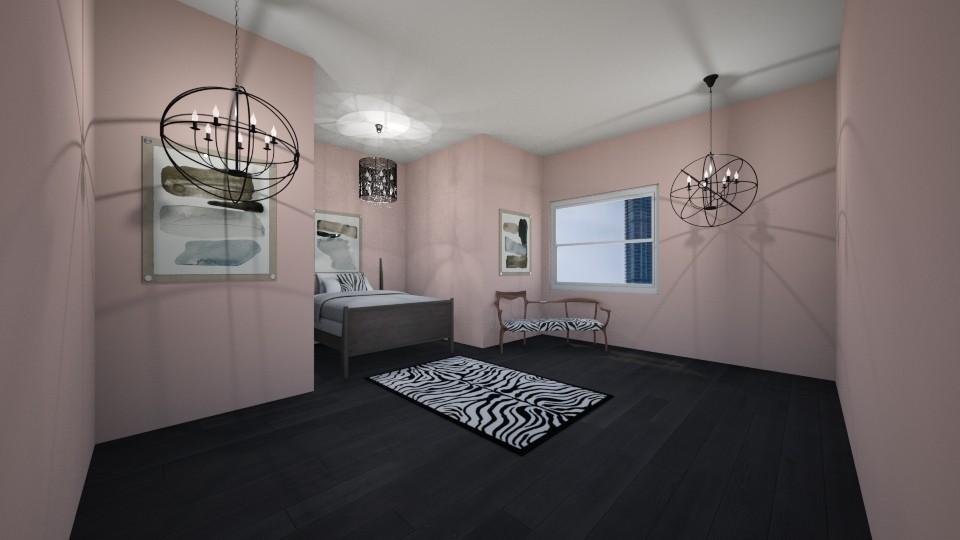 Girls room  - Feminine - Bedroom - by JarvisLegg