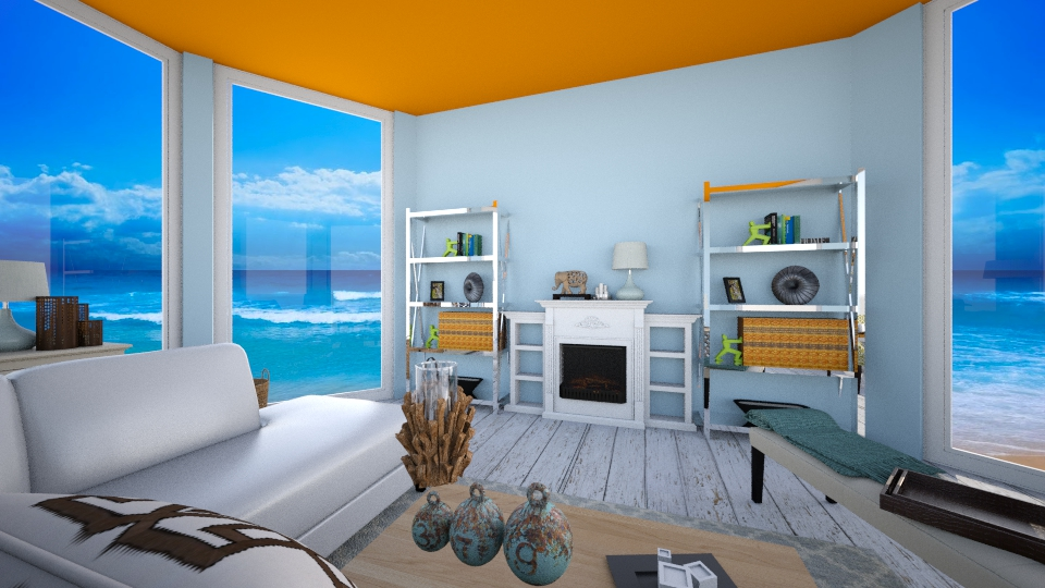 custom calmness - Global - Living room - by CasuallyCrystalClear