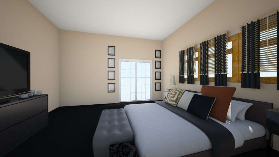 master bedroom - Classic - Bedroom - by tplz zz