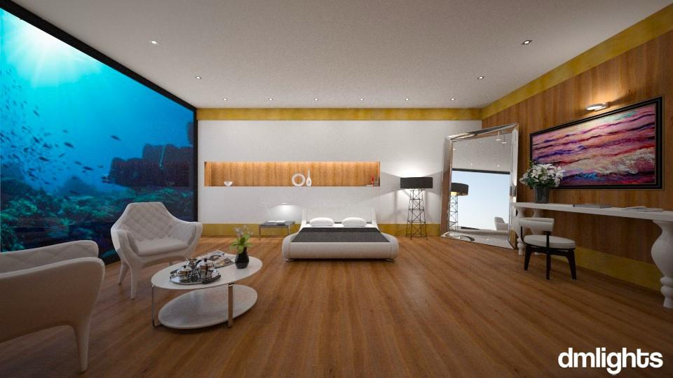Atlantida - Modern - Bedroom - by Claudia Correia