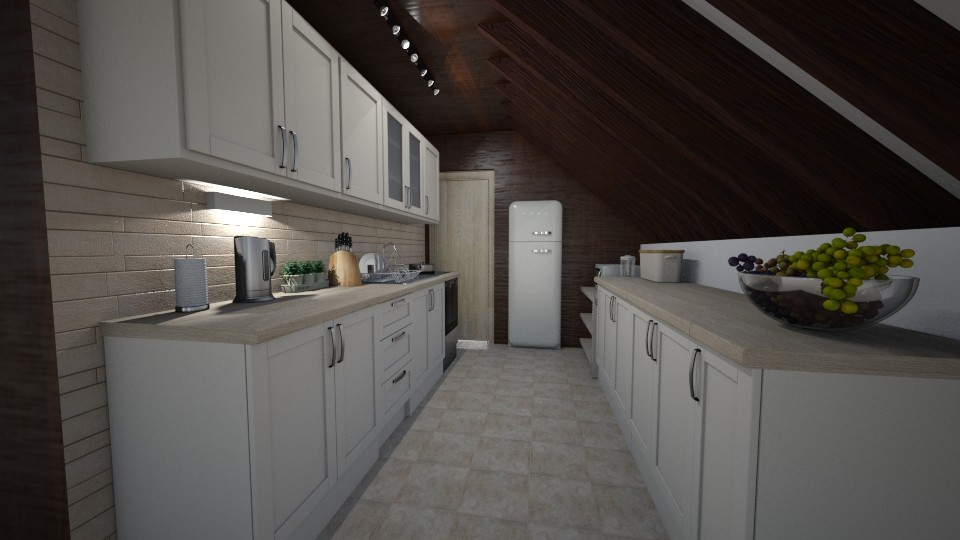 TR - Kitchen - by ivona_h