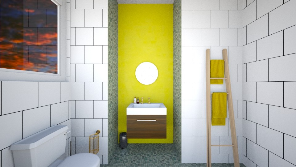Master bathroom - Bathroom - by felicia_fire
