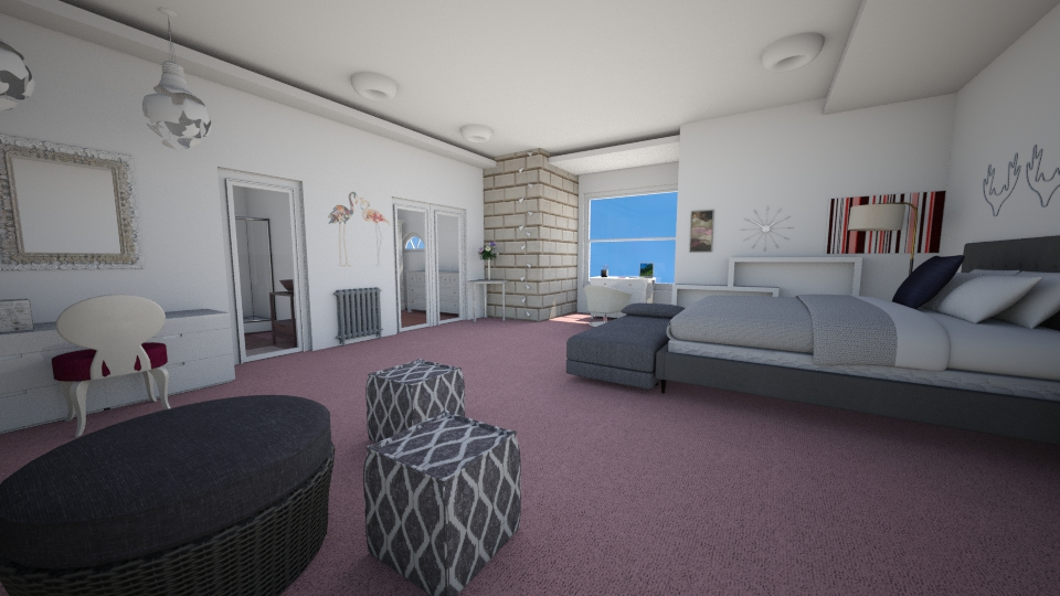 sweet bedroom - by dalia sn