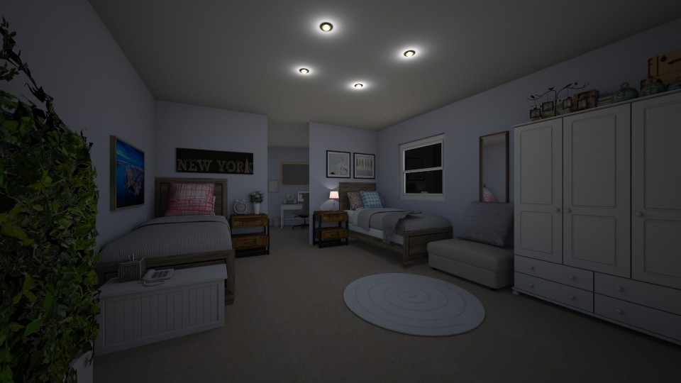 Bedroom - by kperson