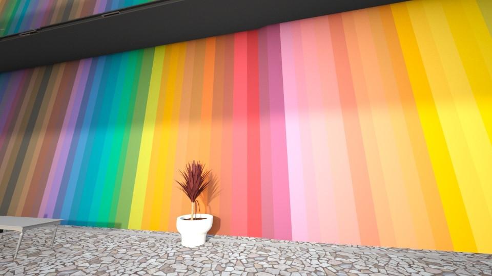 Dulux paper - Modern - by FriendsofGOD