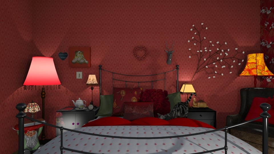 Amelie Poulain room - by rossella63