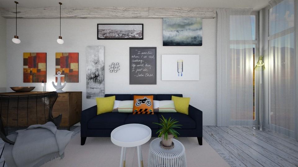 concept - Living room - by jojoclik