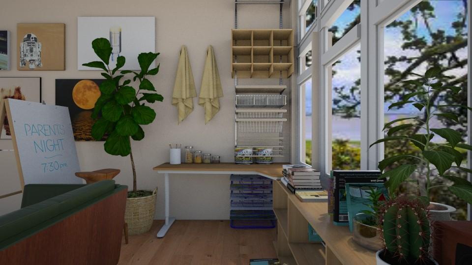 Art Studio Living II - by reedj0218