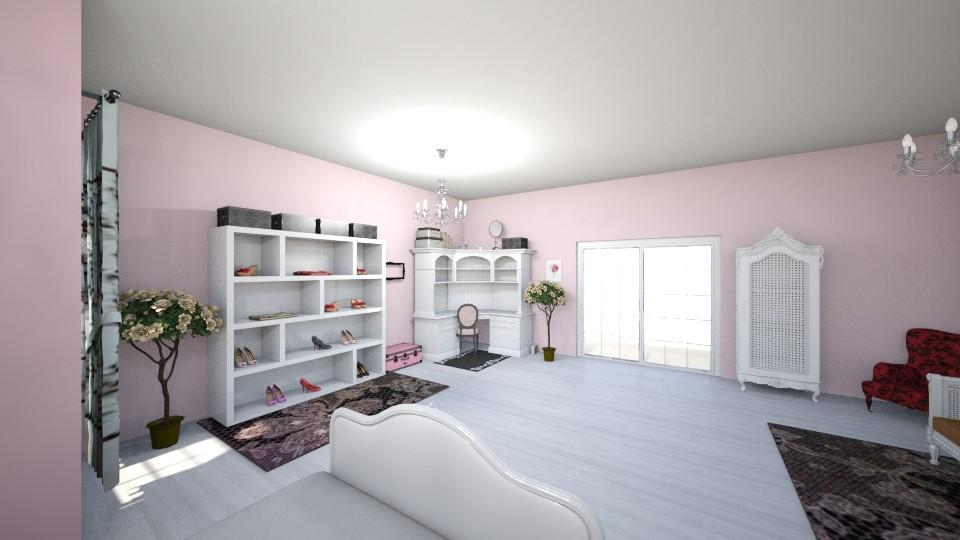 BriarBeautyBedroom3 - Feminine - Bedroom - by MarlanaWellman