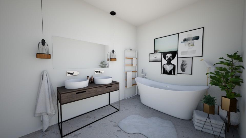 Bathroom Elic - Bathroom - by dawi85