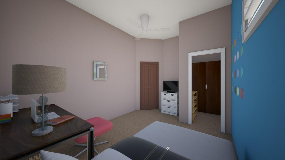 New Bedroom - Modern - Bedroom - by Peter Gartner
