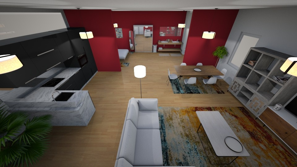 appartement 1 - by emilykp