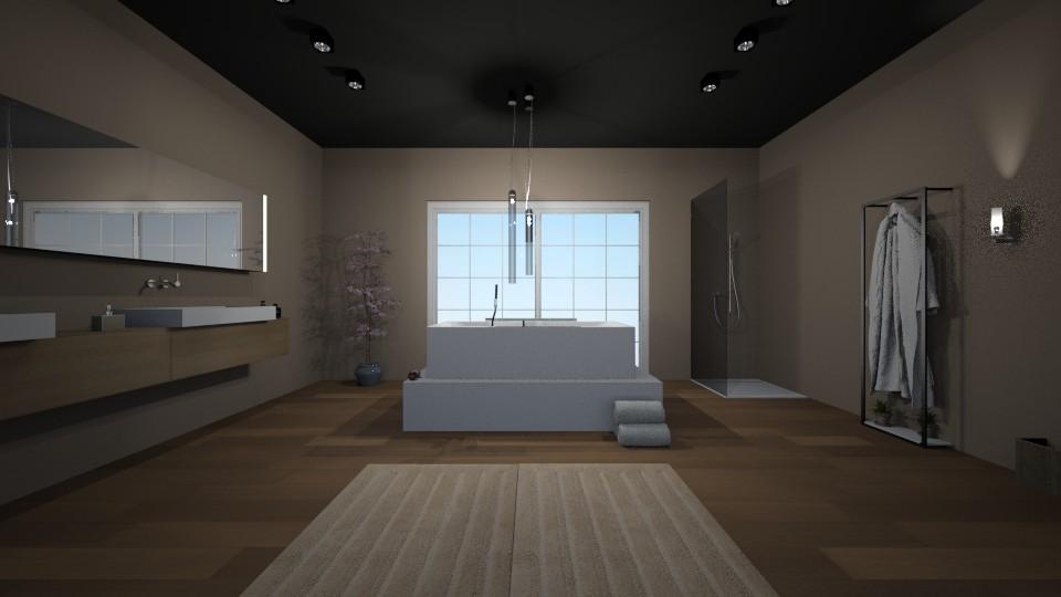 Bathroom - by voguexx