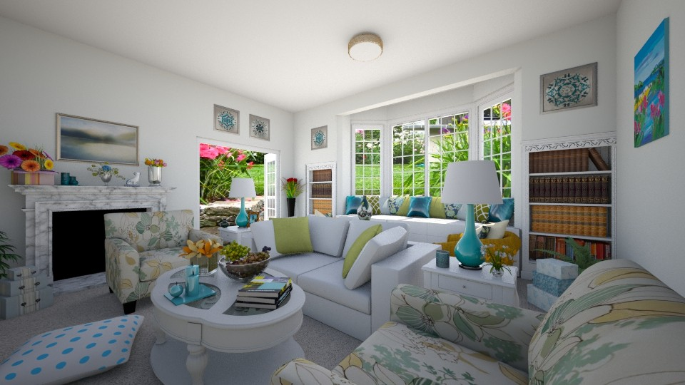 Summer - by Interiors by Laura