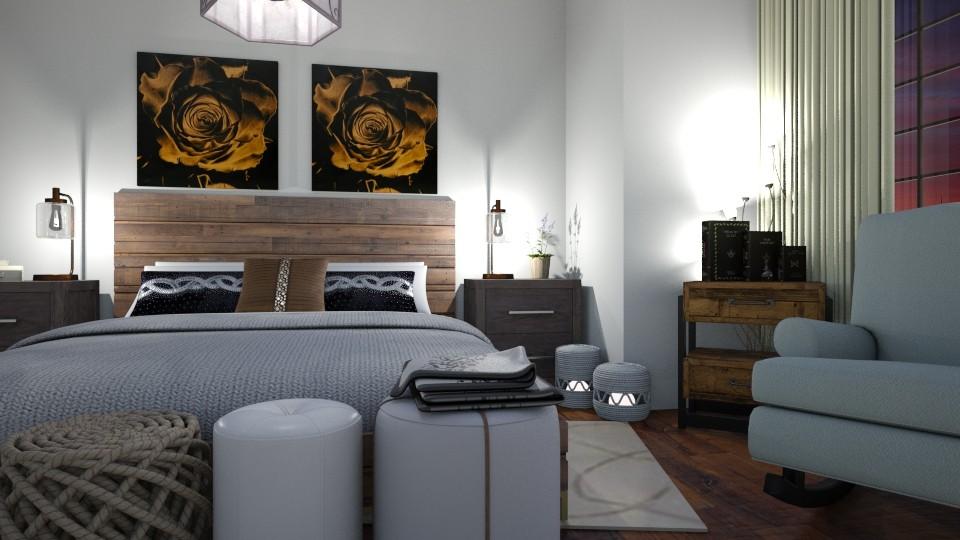 love - Bedroom - by renowkas78