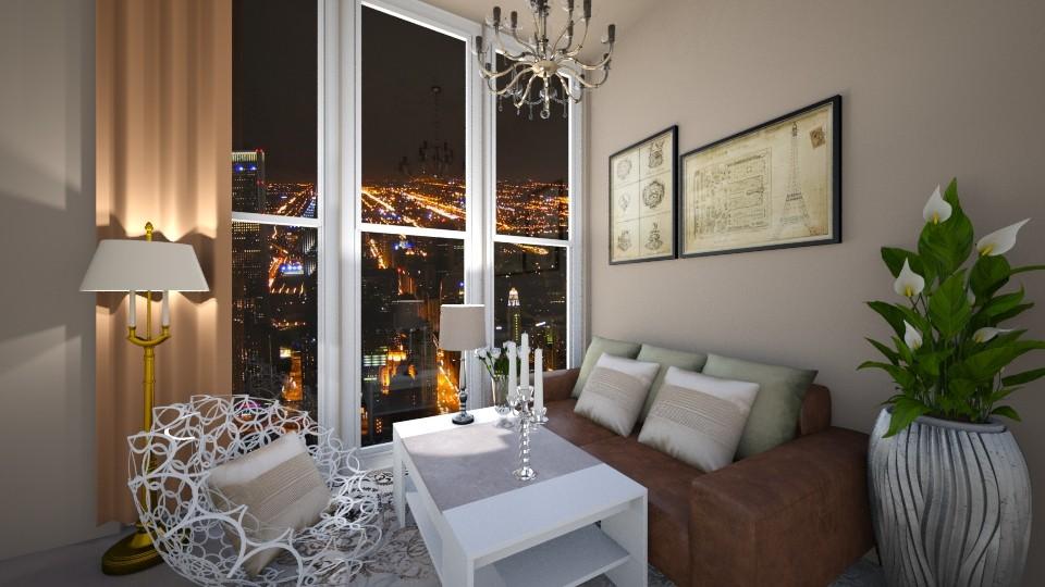 232 - Living room - by Nicol2601