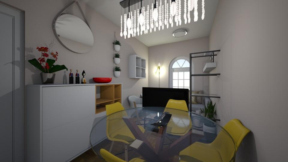 sala funcional - by Deiya