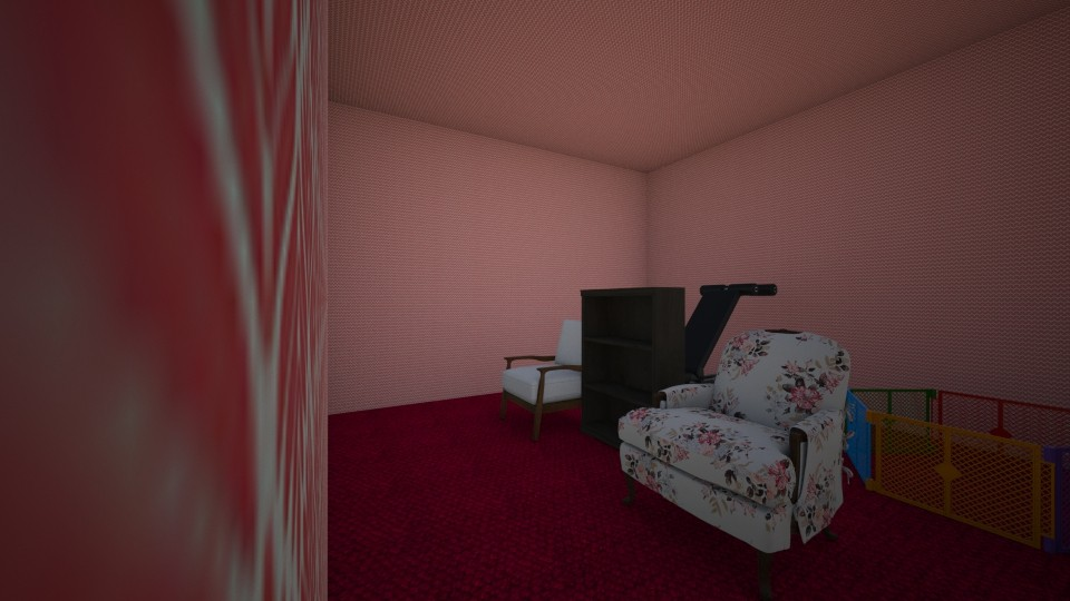 MESSY ROOM - by Tisha Brocks