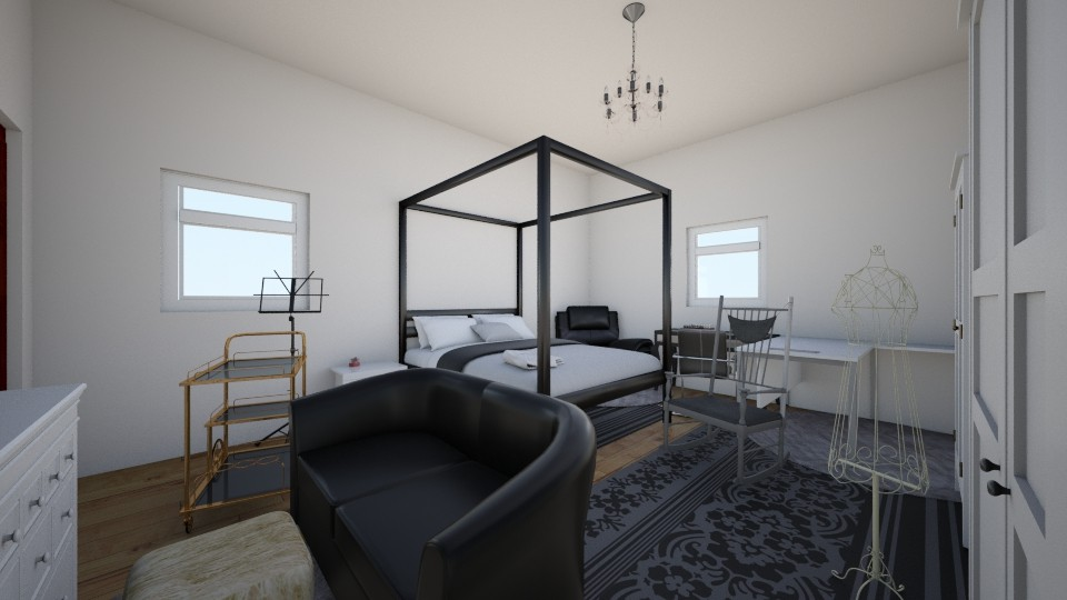 CCG - Bedroom - by ccg
