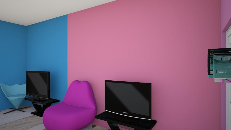 home - Retro - Kids room - by 28mmadsen