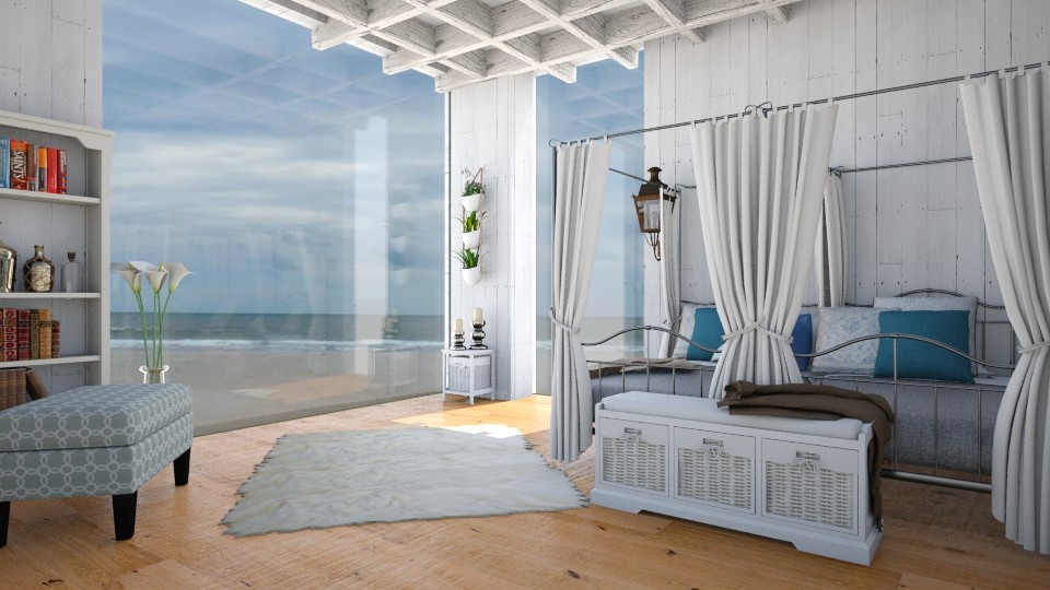 home on the beach - Office - by ANAAPRIL