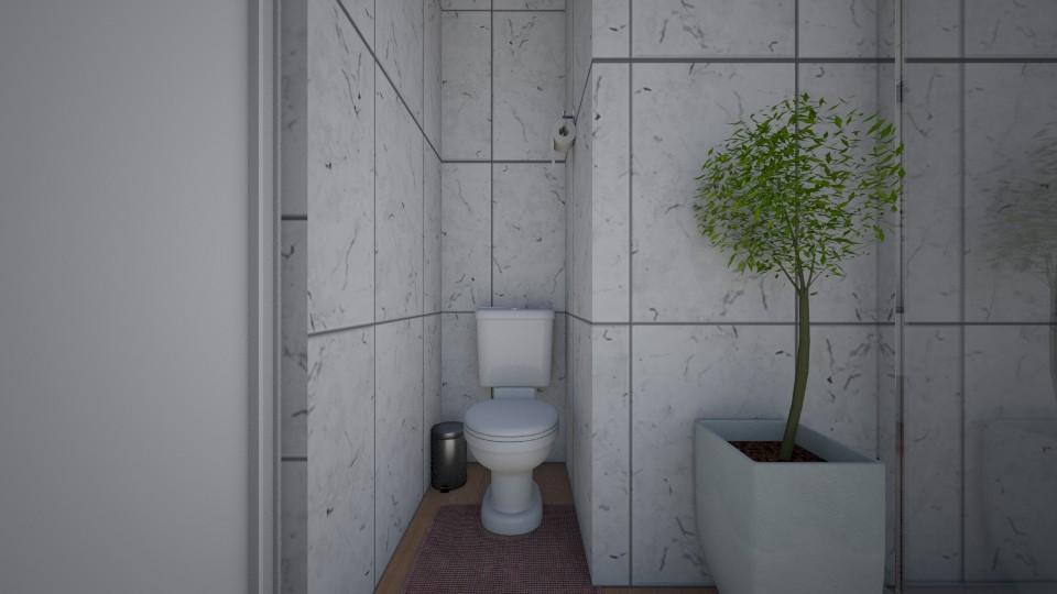 Nikki in London - Modern - Bathroom - by andaq