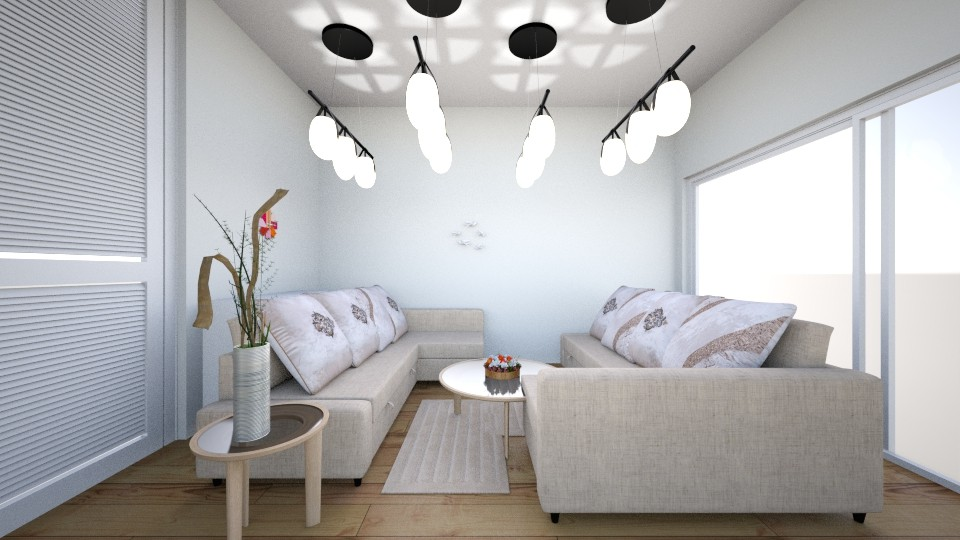 deserttttttttttt room - Modern - Living room - by RollPinkEra
