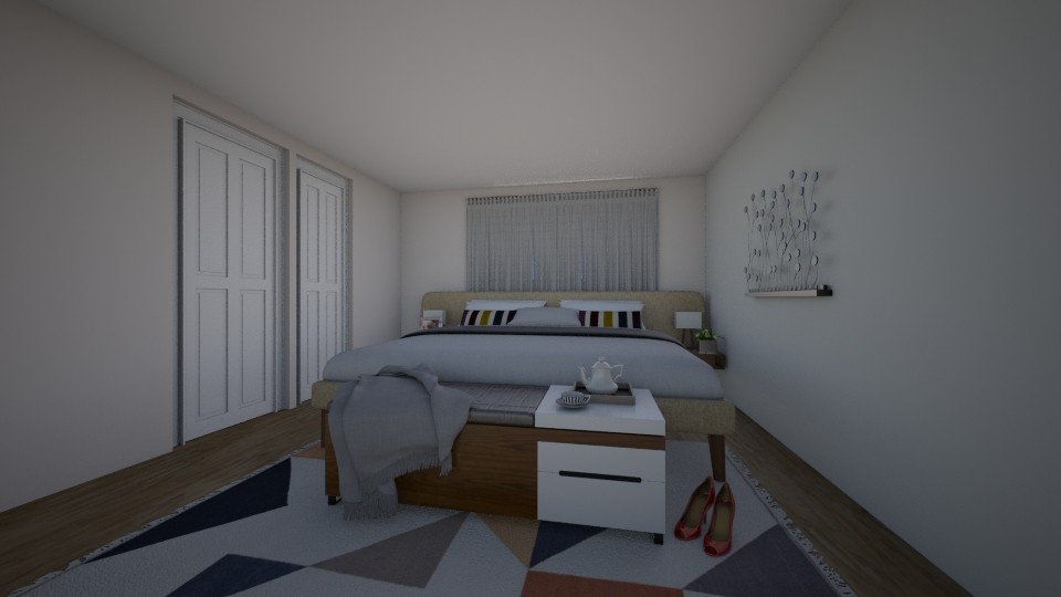 Marre room - Bedroom - by annyvgv