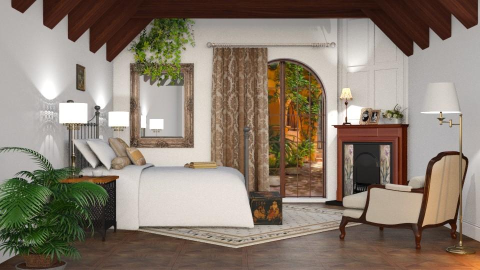 colonial style - by barnigondi