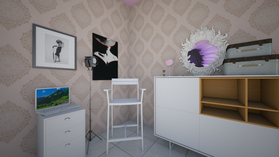 My studio - Modern - Office - by slavica86