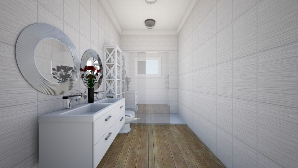bathroom one - Bathroom - by pamela Cowan