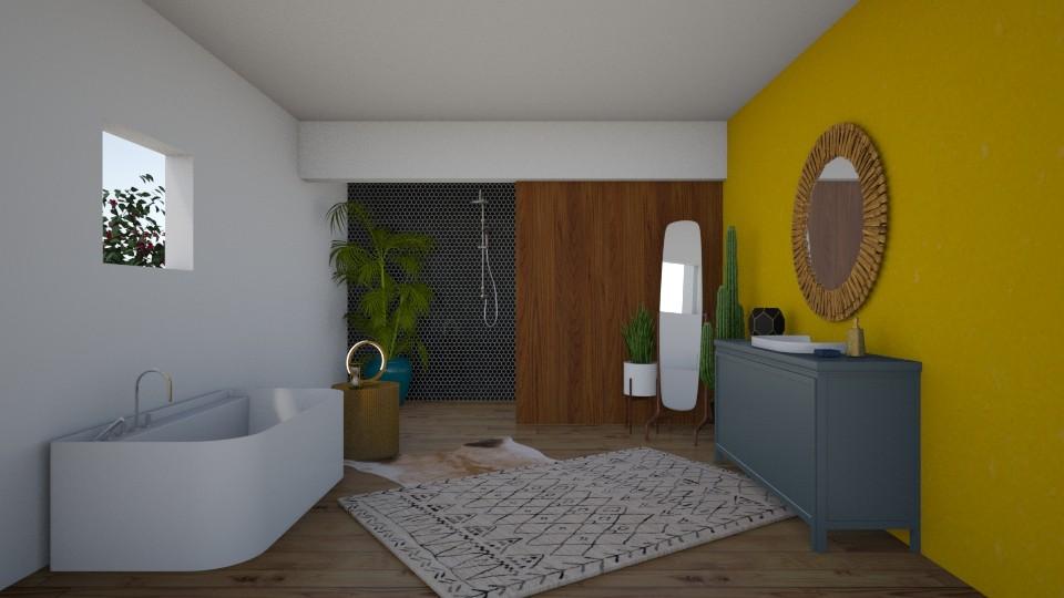 bathroom - Bathroom - by REGINA100