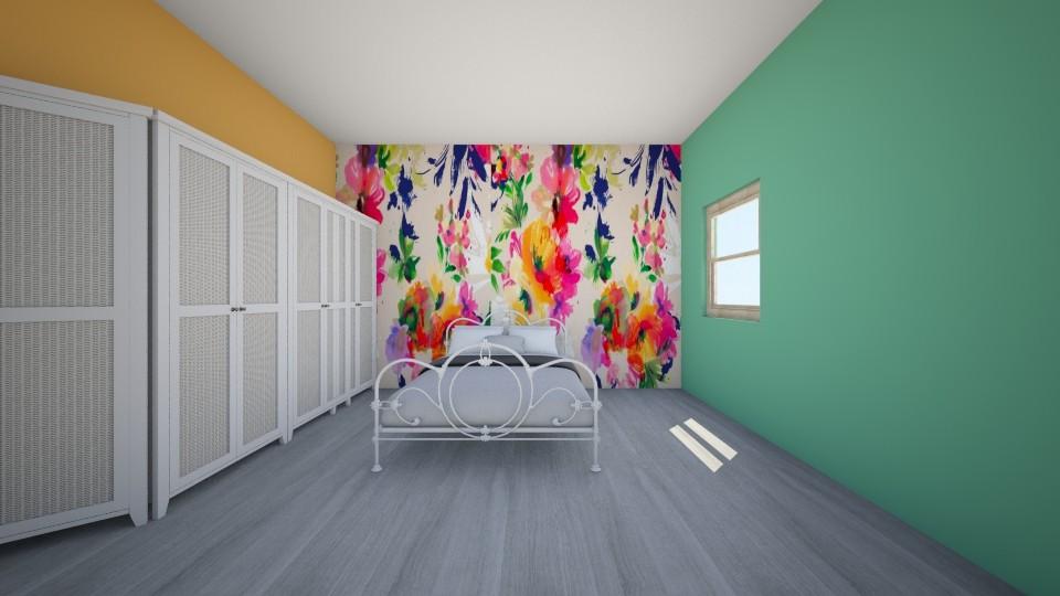 dormitorio1 - Feminine - by aceitunilla
