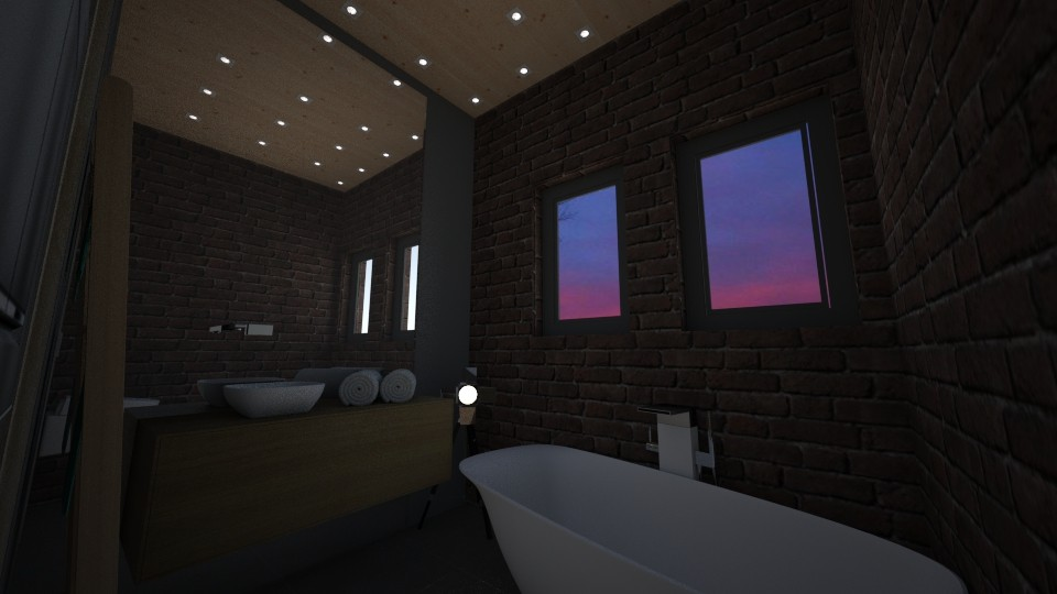 MC113 Bathroom - by Shuu Dark