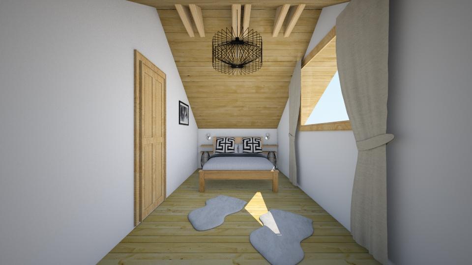 mountain bedroom 0 - Bedroom - by skarbek